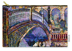 Moorish Bridge Carry-all Pouch