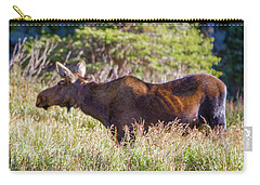 Moose In Waiting Carry-all Pouch