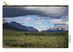 Moose Meadows, Alberta Carry-all Pouch