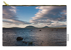 Moosehead Lake Spencer Bay Carry-all Pouch by Brent L Ander
