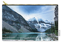 Moraine Lake Blues Carry-all Pouch