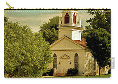 Moravian Church Carry-all Pouch by Trey Foerster