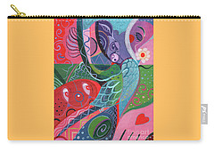 More Love Carry-all Pouch by Helena Tiainen