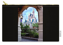 Carry-all Pouch featuring the photograph More Magic by Greg Fortier