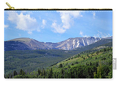 More Montana Mountains Carry-all Pouch