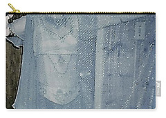 Carry-all Pouch featuring the photograph More Peek-a-boo by Denise Fulmer