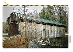 Morgan Covered Bridge Carry-all Pouch