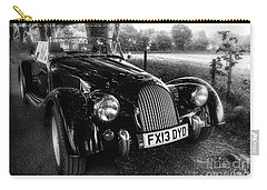 Morgan On King's Road, Ireland Carry-all Pouch