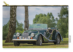 Carry-all Pouch featuring the photograph Morgan Sports Car by Adrian Evans