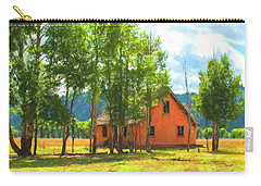 Mormon Homestead Carry-all Pouch