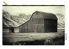 Mormon Row Barn No 1 Carry-all Pouch