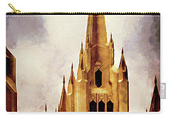 Mormon Temple Steeple Carry-all Pouch