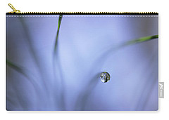 Morning Among The Pine Carry-all Pouch by Mike Eingle