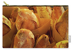 Morning Bread Carry-all Pouch