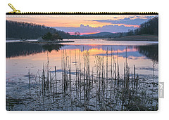 Morning Calmness Carry-all Pouch by Angelo Marcialis