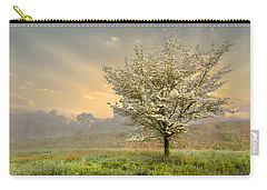 Peach Blossom Carry-all Pouches