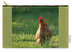 Morning Chicken Carry-all Pouch