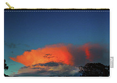 Morning Clouds Carry-all Pouch by Mark Blauhoefer