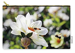 Morning Delight 2 Carry-all Pouch by Helga Novelli