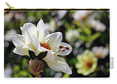 Morning Delight Carry-all Pouch by Helga Novelli