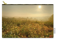Morning Dew At Kendall Hills  Carry-all Pouch