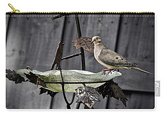 Morning Dove Carry-all Pouch