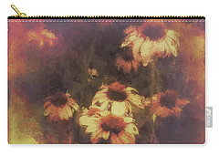 Morning Fire - Fierce Flower Beauty Carry-all Pouch