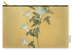 Morning Glories Carry-all Pouch