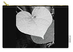 Morning Glory Heart Carry-all Pouch