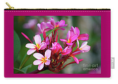 Morning Glory Carry-all Pouch by Kerryn Madsen-Pietsch