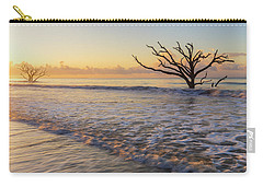 Morning Glow At Botany Bay Beach Carry-all Pouch