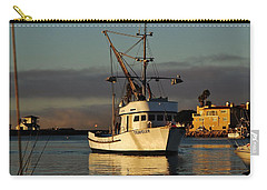 Morning Harbor Light Carry-all Pouch