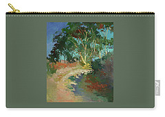 Morning Has Broken  -  Plein Air Catalina Island Carry-all Pouch