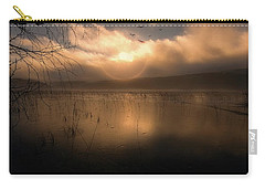 Morning Has Broken Carry-all Pouch by Rose-Marie Karlsen