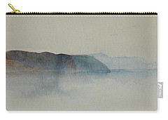 Morning Haze In The Swedish Archipelago On The Westcoast.2 Up To 28 X 28 Carry-all Pouch