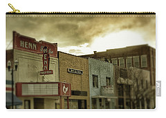 Morning Henn Carry-all Pouch by Greg Mimbs