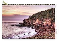 Morning In Acadia Carry-all Pouch