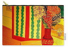 Morning In Collioure Carry-all Pouch by Bill OConnor