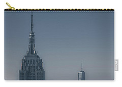 Morning In New York Carry-all Pouch by Chris Fletcher
