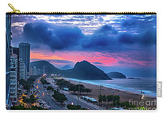 Morning In Rio Carry-all Pouch