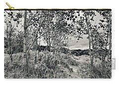 Carry-all Pouch featuring the photograph Morning In The Dunes by Michelle Calkins