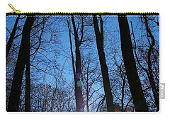Morning In The Mountains Carry-all Pouch by Robert Meanor