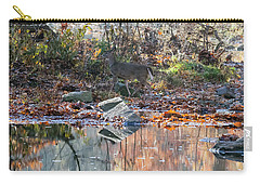Morning In The Woods Carry-all Pouch