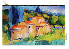 Morning Light By Elise Palmigiani Carry-all Pouch by Elise Palmigiani