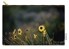 Carry-all Pouch featuring the photograph Morning Light by Kelly Wade