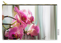 Morning Light Orchids Carry-all Pouch