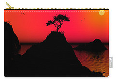 Morning Light Carry-all Pouch by Robert Orinski