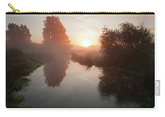 Morning Mist Carry-all Pouch