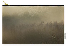 Morning Mist On The Trail Carry-all Pouch