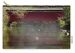Morning Mist Carry-all Pouch by Skip Willits